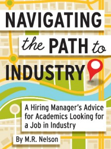 Navigating the Path to Industry book title