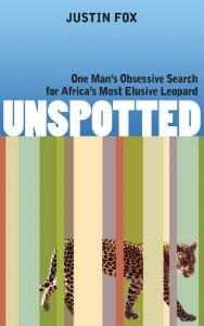 Unspotted book cover