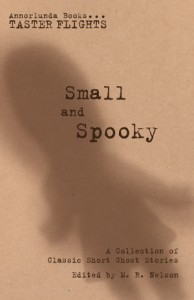 Small and Spooky book cover