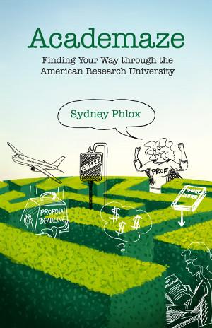 Academaze book cover